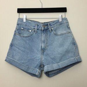 NWOT Levi's A-Line Shorts